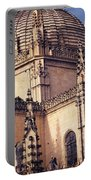 Gothic Cathedral Portable Battery Charger by Joan Carroll