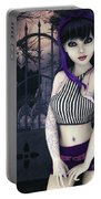 Gothic Temptation Portable Battery Charger