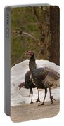 Gould's Wild Turkey Iv Portable Battery Charger