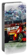 Gp Singapore F1  Portable Battery Charger