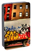 Graffit With Taxi Portable Battery Charger