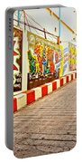 Graffiti Alley  Portable Battery Charger