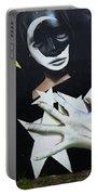 Graffiti Art Curitiba Barazil 13 Portable Battery Charger by Bob Christopher