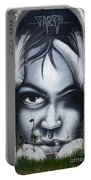 Graffiti Art Curitiba Brazil 2 Portable Battery Charger