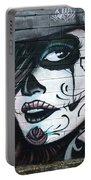 Graffiti Art Curitiba Brazil 21 Portable Battery Charger by Bob Christopher