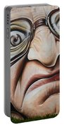 Graffiti Art Curitiba Brazil 22 Portable Battery Charger