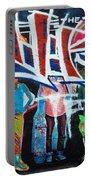 Graffiti Art Portable Battery Charger