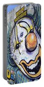 Graffiti Art Santa Catarina Island Brazil 1 Portable Battery Charger by Bob Christopher