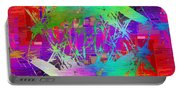 Graffiti Cubed 2 Portable Battery Charger