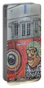 Graffiti In Salvador Portable Battery Charger