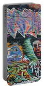 Graffiti Series 01 Portable Battery Charger