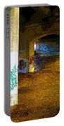Graffiti Under The Bridge Portable Battery Charger