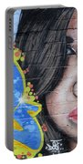 Grafitti Art Calama Chile Portable Battery Charger