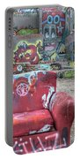 Grafitti Couch Portable Battery Charger