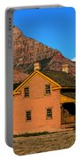 Grafton Utah 1866 Portable Battery Charger