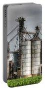 Grain Elevators Portable Battery Charger