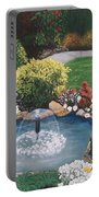 Gramma Nanna S Pond Portable Battery Charger