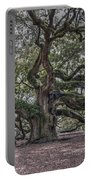 Grand Angel Oak Tree Portable Battery Charger