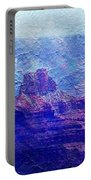 Grand Canyon As A Painting 2 Portable Battery Charger