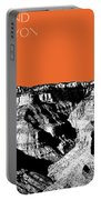 Grand Canyon - Coral Portable Battery Charger