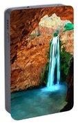 Grand Canyon Havasu Falls Portable Battery Charger