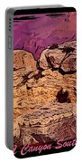 Grand Canyon Portable Battery Charger
