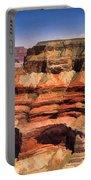 Grand Canyon Mesa Panorama Portable Battery Charger
