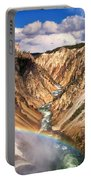 Grand Canyon Of Yellowstone 1 Portable Battery Charger