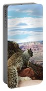 Grand Canyon Squirrel Portable Battery Charger