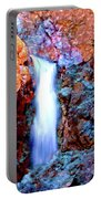 Grand Canyon Waterfall Portable Battery Charger