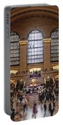 Grand Central Portable Battery Charger by Andrew Paranavitana