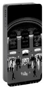 Grand Central Terminal Poster Portable Battery Charger