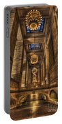 Grand Central Terminal Station Chandeliers Portable Battery Charger