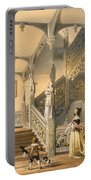 Grand Elizabethan Staircase Portable Battery Charger