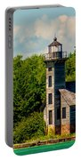 Grand Island Lighthouse Portable Battery Charger
