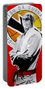 Grand Master Helio Gracie Portable Battery Charger