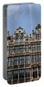 Grand Place Brussels Portable Battery Charger