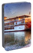 Grand Romance Riverboat Portable Battery Charger