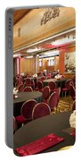 Grand Salon 03 Queen Mary Ocean Liner Portable Battery Charger