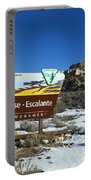 Grand Staircase-escalante National Monument Portable Battery Charger