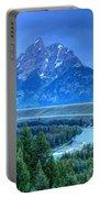 Grand Teton  - Snake River Overlook  Portable Battery Charger