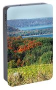 Grand Traverse Winery Lookout Portable Battery Charger