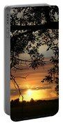 Grand Valley Sunset Portable Battery Charger