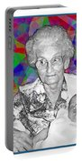Grandma And Rose Portable Battery Charger