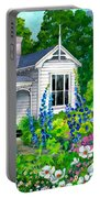 Grandma's Garden Portable Battery Charger