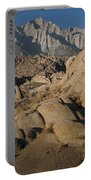 Granite Rock Formations, Alabama Hills Portable Battery Charger