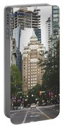 Granville Street Portable Battery Charger