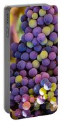 Grape Bunches Wide Portable Battery Charger