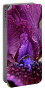 Grape Iris Portable Battery Charger