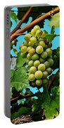 Grapes Of Wachau Portable Battery Charger